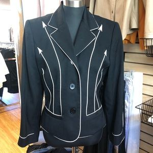 Vintage Hairston Roberson Black Arrows Blazer